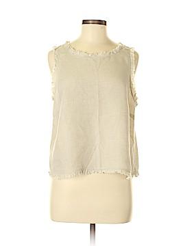 Margaret O'Leary Sleeveless Blouse Size M