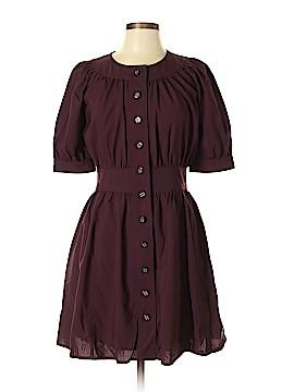 Catherine Malandrino Casual Dress Size 8 (Petite)