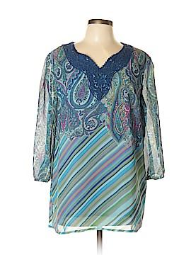 Element 3/4 Sleeve Blouse Size L