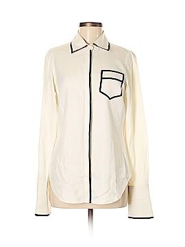 Carlisle Long Sleeve Button-Down Shirt Size 6