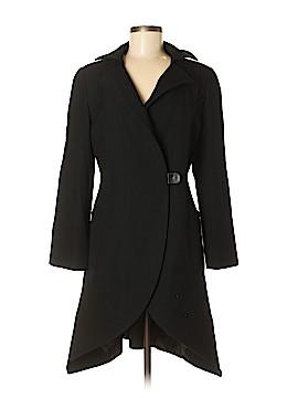 Emporio Armani Wool Coat Size 44 (IT)