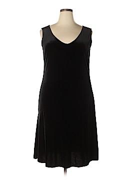 Newport News Casual Dress Size 18 (Plus)