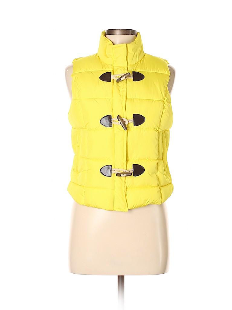 Arizona Jean Company Women Vest Size M