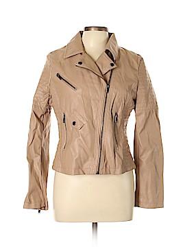 Wishlist Faux Leather Jacket Size L