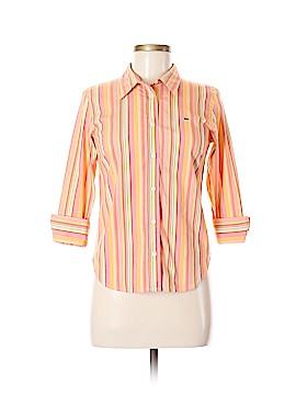 Lacoste Long Sleeve Button-Down Shirt Size 38 (EU)