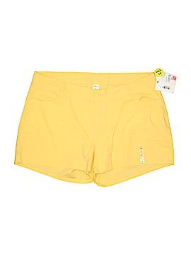 City Streets Khaki Shorts Size 16 (Petite)
