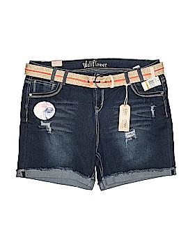 The Wallflower Denim Shorts Size 24 (Plus)