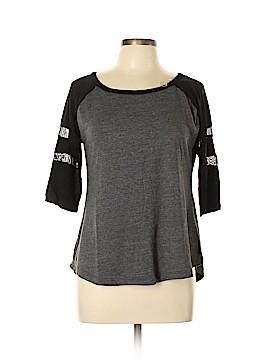 Splash 3/4 Sleeve T-Shirt Size L