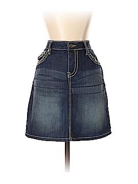Earl Jean Denim Skirt Size 4