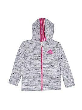 Adidas Zip Up Hoodie Size 5