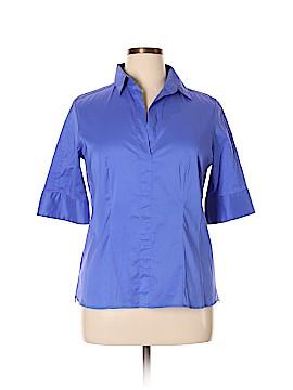 BOSS by HUGO BOSS 3/4 Sleeve Blouse Size 14