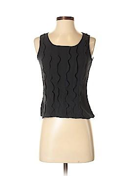 Jones New York Sleeveless Silk Top Size 4