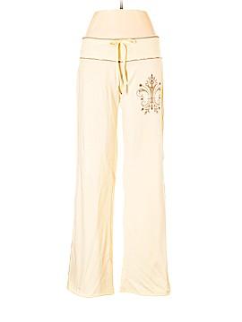 Pink Lotus Sweatpants Size M