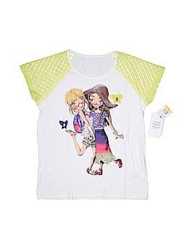 Jessica Simpson Short Sleeve T-Shirt Size M (Kids)
