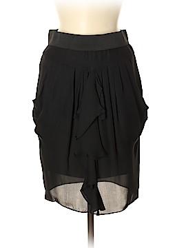BCBGMAXAZRIA Silk Skirt Size S