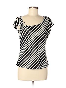 Jones New York Short Sleeve Blouse Size M