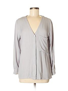 Topshop Long Sleeve Blouse Size 6