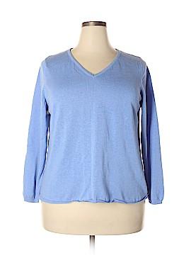 Jessica London Pullover Sweater Size 18-20 (Plus)