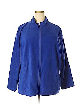 Karen Scott Sport Fleece Size 3X (Plus)