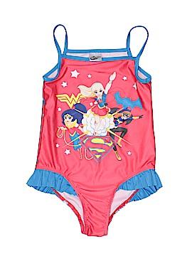 Dc Comics Originals One Piece Swimsuit Size 8
