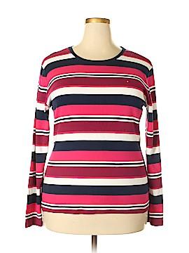 Tommy Hilfiger Long Sleeve T-Shirt Size XXL