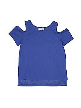 Ten Sixty Sherman Girls Short Sleeve Top Size M (Kids)