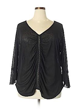Venezia Long Sleeve Blouse Size 28 - 26 Plus (Plus)