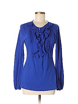 L-RL Lauren Active Ralph Lauren Long Sleeve Top Size M