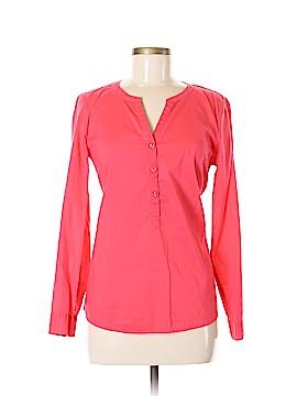 G.H. Bass & Co. Long Sleeve Button-Down Shirt Size M