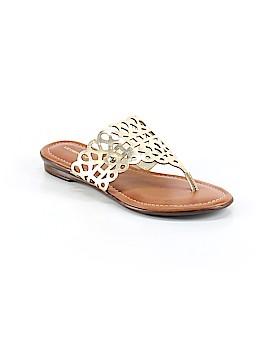 Liz Claiborne Flip Flops Size 7