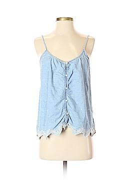 LC Lauren Conrad Sleeveless Top Size M