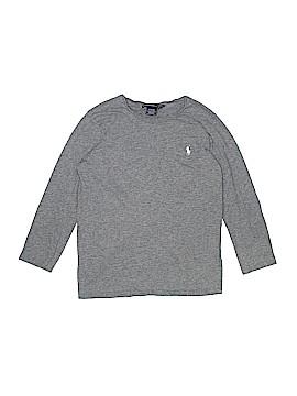 Ralph Lauren Sport Long Sleeve T-Shirt Size L (Youth)