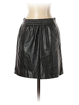 Ann Taylor LOFT Faux Leather Skirt Size S (Petite)