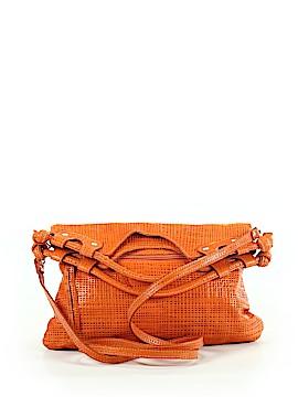 Pietro Alessandro Leather Satchel One Size
