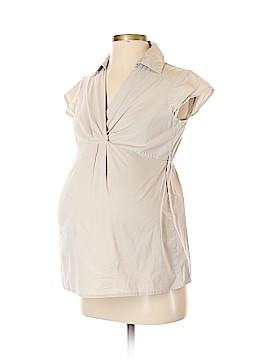 Oh! Mamma Short Sleeve Top Size S (Maternity)