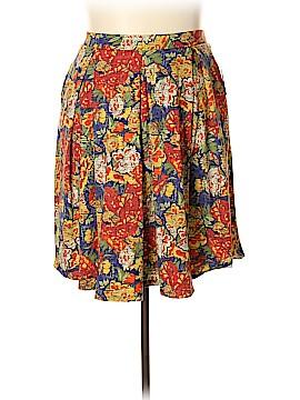 Merona Casual Skirt Size 2X (Plus)
