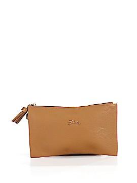 Longchamp Leather Wristlet One Size