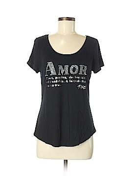 Thalia Sodi Short Sleeve T-Shirt Size M