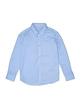 English Laundry Long Sleeve Button-Down Shirt Size 12
