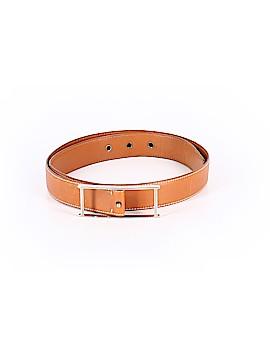 Lambertson Truex Leather Belt Size S