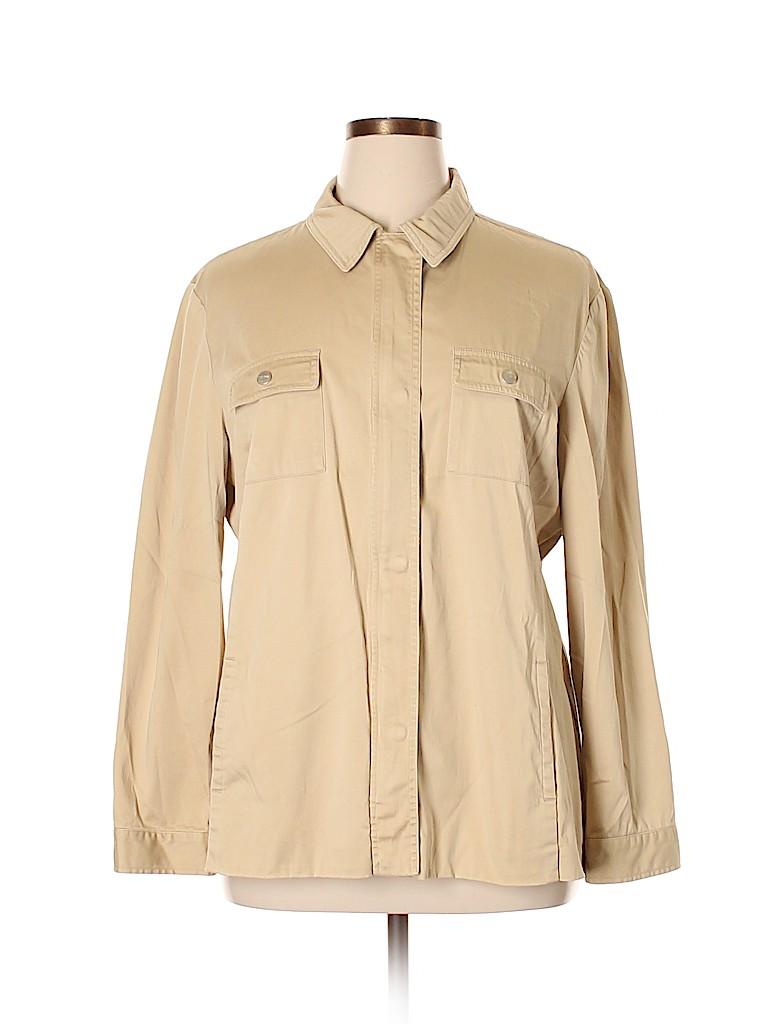 Evan Picone Women Jacket Size XL