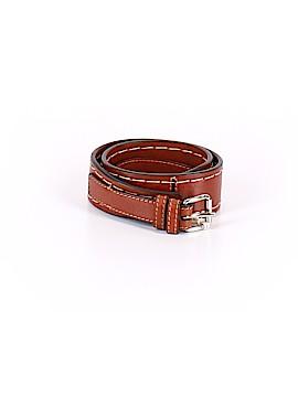 Chloé Leather Belt Size XS