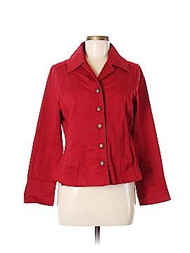 DressBarn Denim Jacket Size M