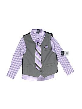 Arroz Con Leche Tuxedo Vest Size 5
