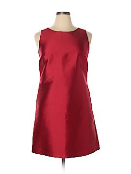 Pink Tartan Cocktail Dress Size 10