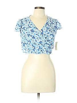 Denim & Supply Ralph Lauren Short Sleeve Top Size L
