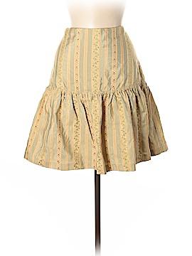 Ralph Lauren Collection Silk Skirt Size 8