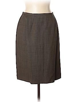 Classiques Entier Wool Skirt Size 12