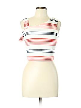 Bar III Short Sleeve Blouse Size L
