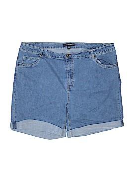 Denim 24/7 Denim Shorts Size 22 (Plus)